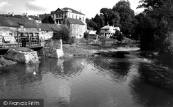 Chippenham, The Weir c.1960