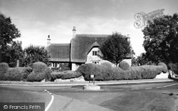 Chipping Campden, Pike Cottage c.1950