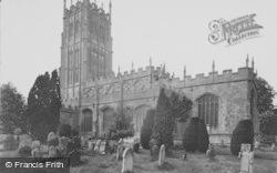 Chipping Campden, St James' Church c.1955
