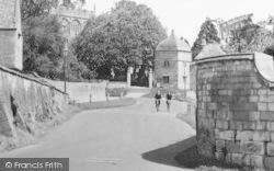 Chipping Campden, St James' Church c.1960