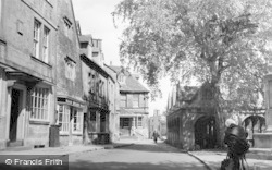 Chipping Campden, The Wool Market c.1960