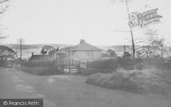 Chipping, Longridge Road And Fells c.1955