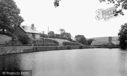 Chipping, Mill Pond c.1955