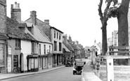 Chipping Norton, Market Street c1945