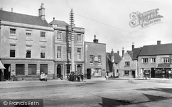 Bank And Post Office 1904, Chipping Sodbury