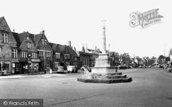 Broad Street c.1960, Chipping Sodbury