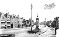 Clock Tower 1903, Chipping Sodbury