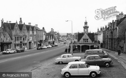 High Street 1968, Chipping Sodbury