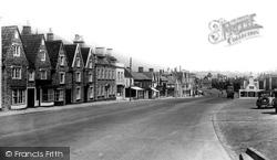 High Street c.1955, Chipping Sodbury