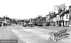 High Street c.1960, Chipping Sodbury