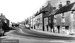 Horse Street c.1960, Chipping Sodbury
