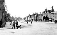Chipping Sodbury, Market Place 1903