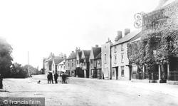 Rounceval Street 1903, Chipping Sodbury