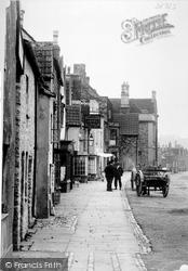 Rounceval Street 1904, Chipping Sodbury