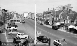 Rounceval Street c.1960, Chipping Sodbury