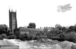 St John's Church c.1955, Chipping Sodbury