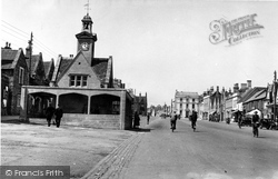 The Clock Tower c.1955, Chipping Sodbury