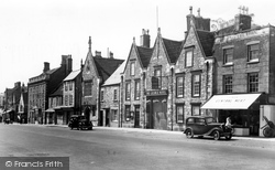 The George Hotel, Broad Street c.1950, Chipping Sodbury