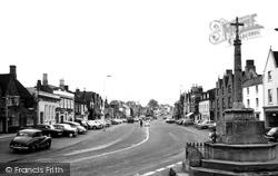 The Memorial c.1965, Chipping Sodbury
