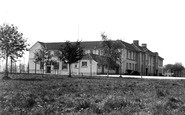 Chipping Sodbury, the New Grammar School c1955
