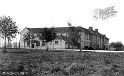 The New Grammar School c.1955, Chipping Sodbury