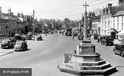 War Memorial c.1955, Chipping Sodbury