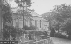 Chipping, St Mary's Church c.1955