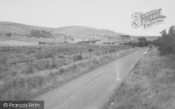 Chipping, The Fells Road c.1955