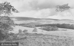 Chipping, Wolfen Fell And Saddle c.1955