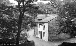 Chipping, Wolfen House c.1955
