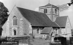 Chipstead, Church c.1950