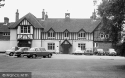 Chipstead, Fair Dene School c.1965