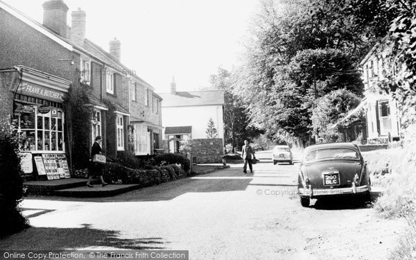 Photo of Chipstead, High Road c.1960