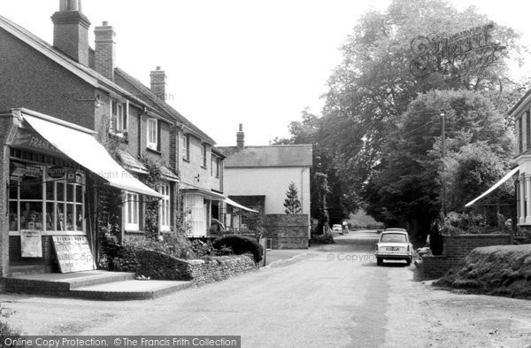 Photo of Chipstead, High Road c.1965