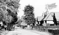 Chipstead, Shabden Cottages c1955