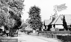 Chipstead, Shabden Cottages c.1955