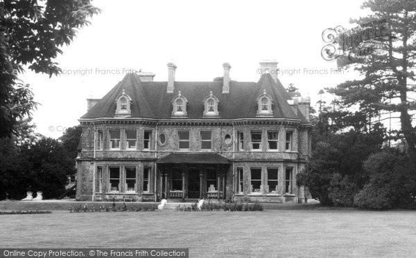 Photo of Chipstead, Shabden Park Hospital c.1955