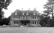 Chipstead, Shabden Park Hospital c1955