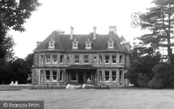 Chipstead, Shabden Park Hospital c.1955