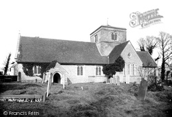 Chipstead, St Margaret's Church 1886