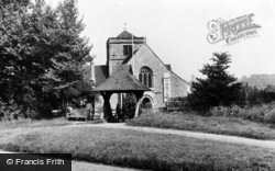 Chipstead, St Margaret's Church c.1960