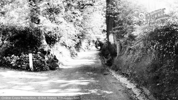 Photo of Chipstead, Starrock Lane c.1960