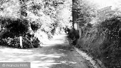 Chipstead, Starrock Lane c.1960