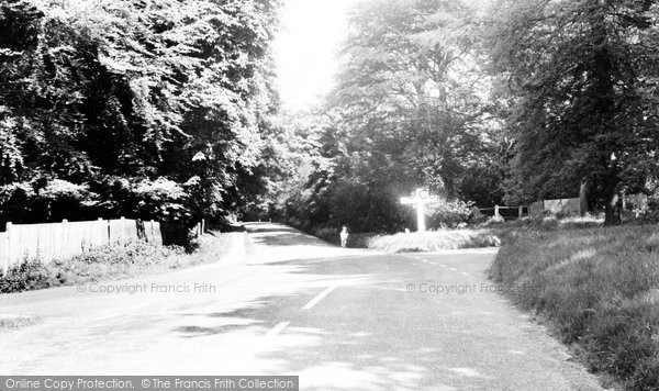 Photo of Chipstead, The Cross Roads c.1960