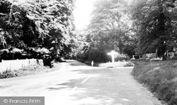 Chipstead, The Cross Roads c.1960