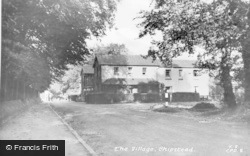 Chipstead, The Village c.1955