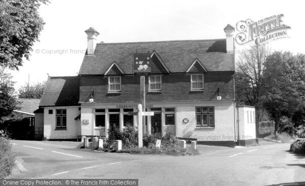 Photo of Chipstead, The White Hart c.1955