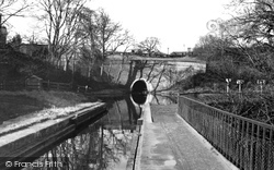 Canal And Tunnel c.1955, Chirk