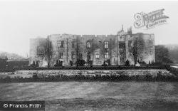 Chirk, Castle c.1939