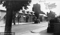 Church Street 1953, Chirk